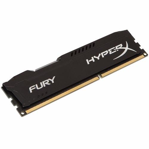 MEMORIA 4GB DDR3 1600MHZ KINGSTON HYPERX