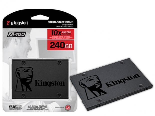 HD 240GB SSD KINGSTON