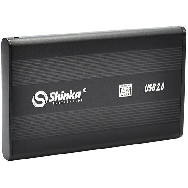 CASE PARA HD 2.5 SATA 2.0 SHINKA SH-CS-2.5-2.0