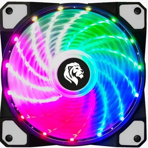 COOLER FAN MASTER LED RGB HAYOM FC1302